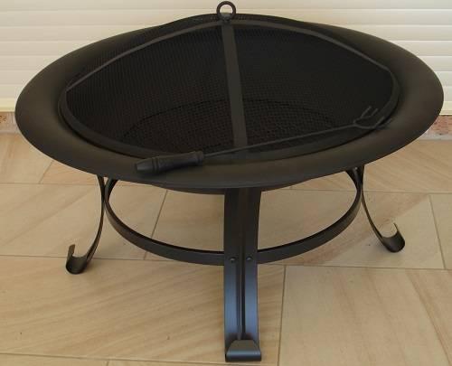 Round Firepit