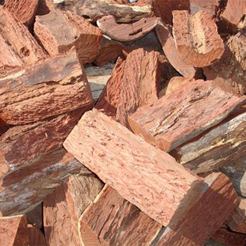double split wood